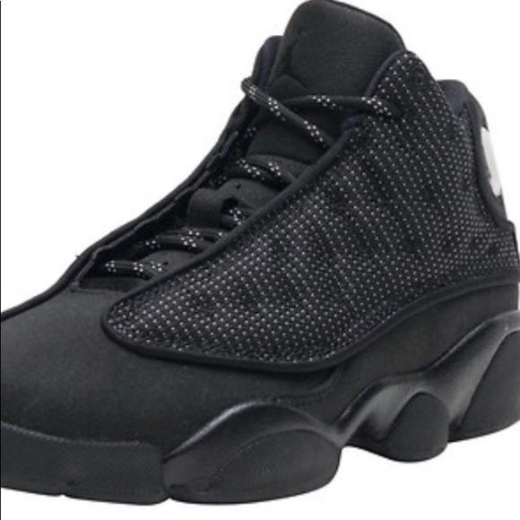 watch e08bd 3f86b Jordan Other - Jordan XIII retro black cat